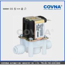 Electroválvula de diafragma de acción directa de tamaño pequeño