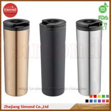 Coupe starbuck en acier inoxydable de 500 ml (SD-8024)