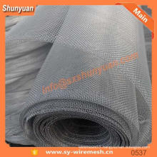 2016 NEW HIGH ! SS Finish Anodized Anping Aluminum wire mesh for window/door screen