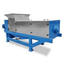easy maintenance distiller's grains dewatering machine separator/spent grains dewaterer machine/grain mash dehydrator