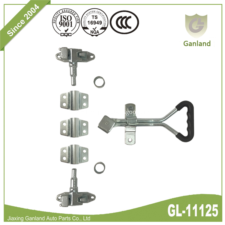 Delta Lever Coated Handle GL-11125