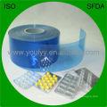 Transparenter PVC-Folienpreis