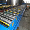 Good quality automatic roller shutter door guide forming machine