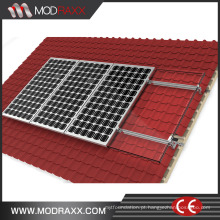 Suportes de montagem solares de painel de alumínio de energia verde (xl194)