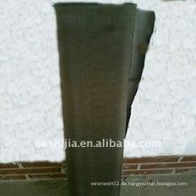 Speziell hergestellter schwarzer Maschendraht (direkt ab Werk)