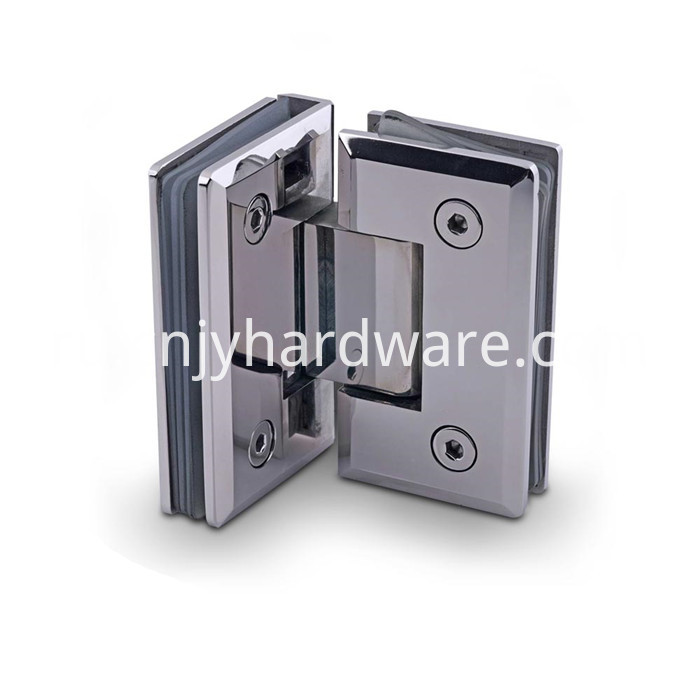 Glass Door Spring Hinge