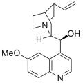 Chimique chirale n ° CAS 56-54-2 Quinidine; (9S) -6'-méthoxycinchonan-9-Ol