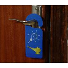 Custom No Disturb Plastic Hotel Tür Hang Tag (PVC-Karte)