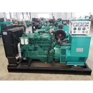 80 KW three phase 220 v diesel generator