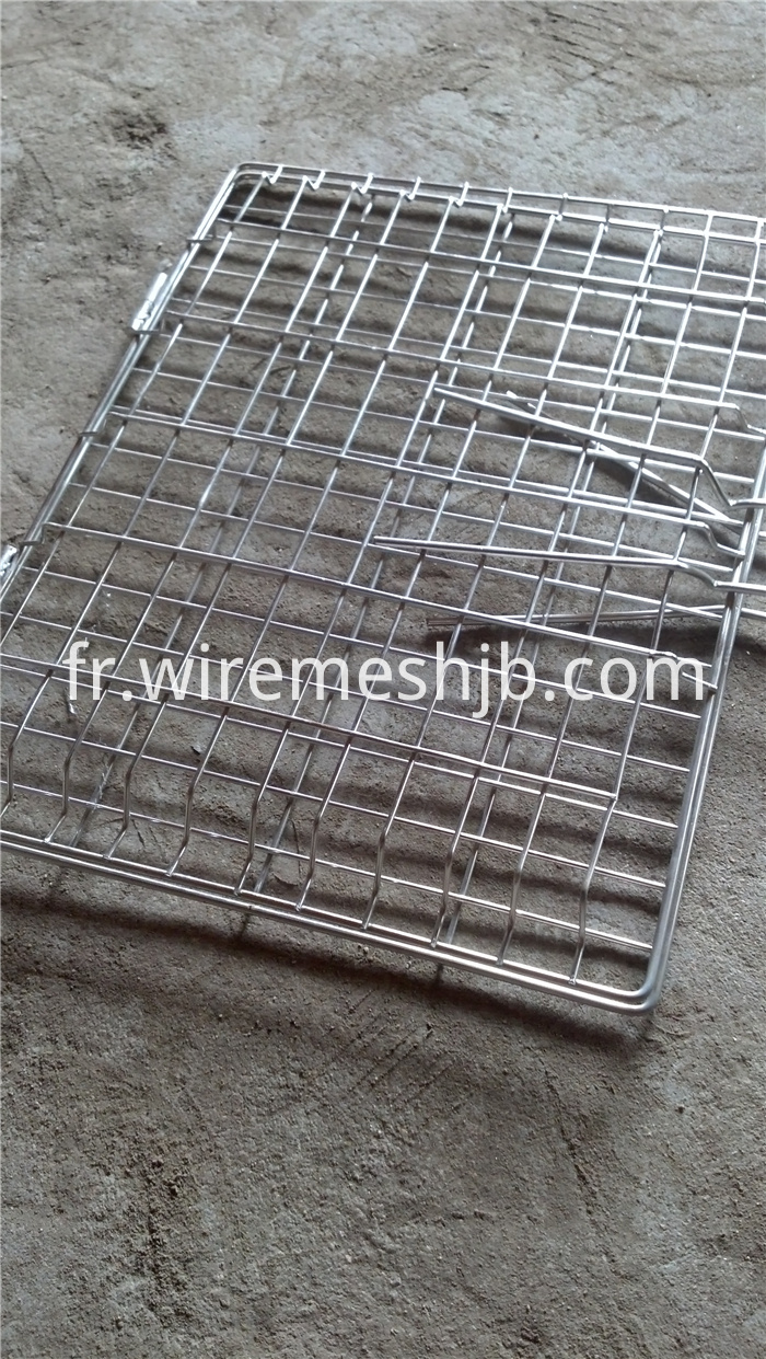 Stainless Steel BBQ Wire Netting
