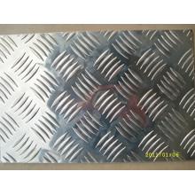 5052 Алюминиевая клетчатая пластина для пола