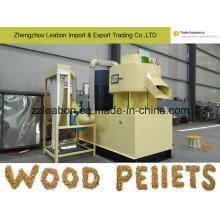 Déchets de bois / machine de développement de granule de bio-combustible de paille de récolte