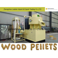 Wood Wastes/Crop Straw Bio-Fuel Pellet Processing Machine