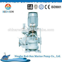 Vertical cooling tower water pump