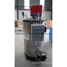 Caldeira a vapor a óleo 200kg / H compacta