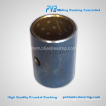 BIMETAL ROCKER BUSH,Item Code 24432012 bushing,bimetal bearing