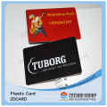 Credit Card Size Plastic Blank Card in PVC