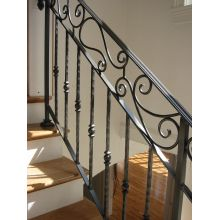 Bottom price for Wrought Iron Stamping Products Wrought Iron Railings supply to India Manufacturers