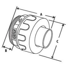 PVC Pipe Electrical Conduit Fittings