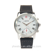Latest design water resistant stainless steel handmade android smart watch