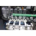 Machine de moulage par soufflage plastique entièrement automatique Machine à faire bouteille pour animaux de compagnie