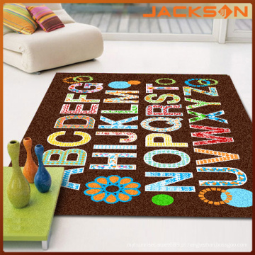 Estilo de Moda Eco Friendly Kids Game Carpet