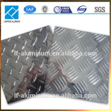 Manufacture Proce Of Aluminum Checker Sheet Plate