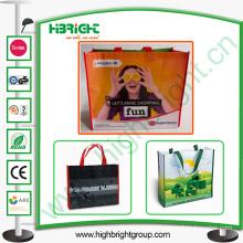 Promotional Woven Polypropylene Shopping Bag