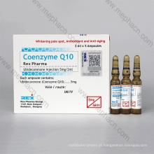 Coenzima Q10 Injecção Coq10 Ubiquinona 5mg2ml