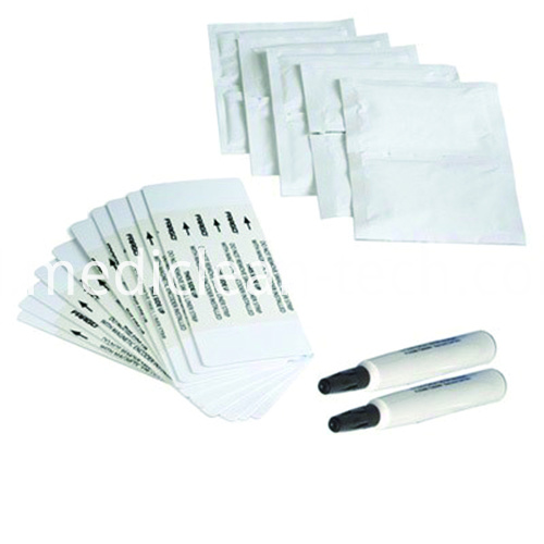 Fargo 86003 DTC550 Cleaning Kit Cleaning Pens Cleaning Pads