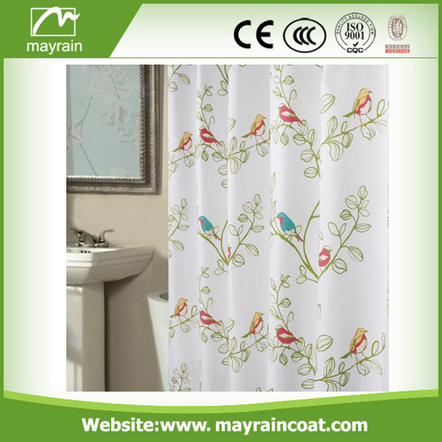 Plain Shower Curtain