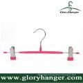 Wholesale DIP Plastic Matel Hanger, Pant Hanger