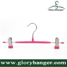 Venta al por mayor DIP Plastic Matel Hanger, Pant Hanger