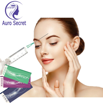 10 ml 20 ml Dermal Filler-ampull för Rhinoplasty