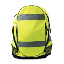 New design cheap good-looking safety reflective backpack