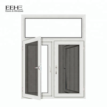 electric casement window openers aluminium window material