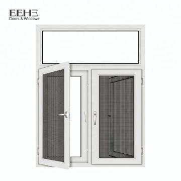 electric casement window openers aluminium window material