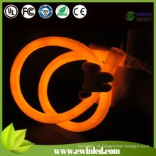 Hochwertiges orangefarbenes LED-Neonlicht mit 2 Jahren Garantie