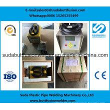 Máquina de soldadura da soldadura dos encaixes de tubulação do HDPE do ISO do Ce de Sde500 20mm / de 500mm