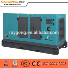200KW Weifang silent diesel generator set 6126AZD