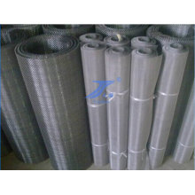 Filet métallique inoxydable d'industrie / filtre carré