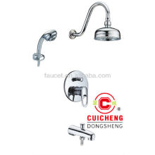 Concealed bathtub mixer 109103