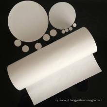 Membrana de filtro hidrofílico Mce para soluções aquosas