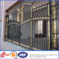 High Level Wrought Iron Entrance Gate