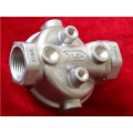 OEM Aluminum Alloy Die Casting for Filter Housing Parts ADC12