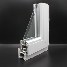 uPVC Finished Windows with High Quality