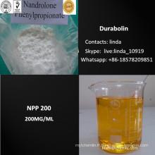 Durabolin Raw Stéroïdes Poudre Npp Nandrolone Phenylpropionate Durabolin 62-90-8