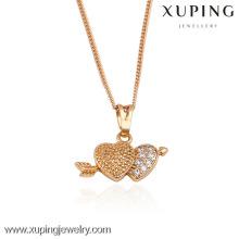 Colgante de la manera de la joyería 32301-Xuping con los regalos en forma de corazón para la mujer