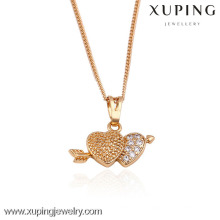 32301-Xuping Jewelry Fashion Pendant With Heart Shaped For Woman Gifts