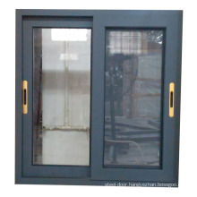 House interior window design laminated glass type of aluminium windows